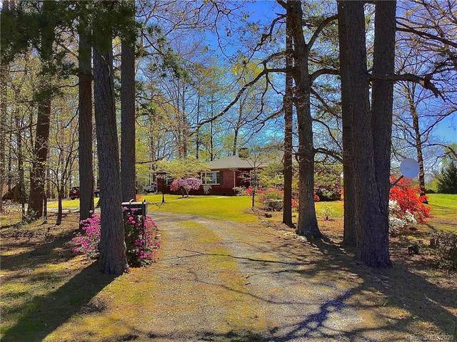 3939 Hudlow Road, Rutherfordton, NC 28139 (#3610196) :: Besecker Homes Team
