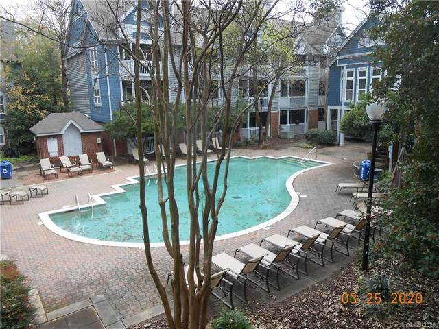 505 Graham Street 2A, Charlotte, NC 28202 (#3610204) :: Carlyle Properties
