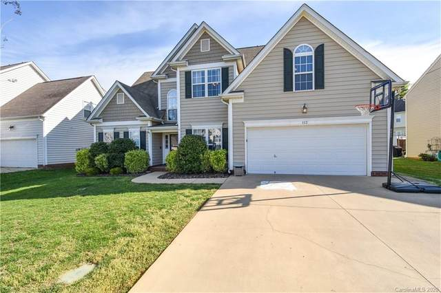 112 Louden Drive, Mooresville, NC 28115 (#3610209) :: BluAxis Realty