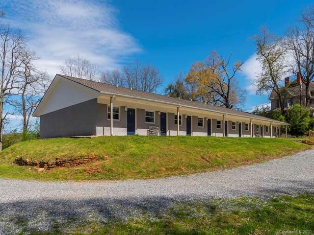 35 Suyeta Park Drive, Waynesville, NC 28786 (#3610235) :: Besecker Homes Team