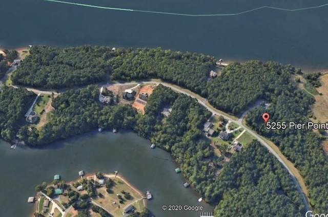 5255 Pier Point Drive #2, Granite Falls, NC 28630 (#3610293) :: DK Professionals Realty Lake Lure Inc.