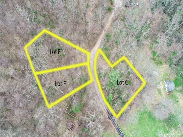 Lots E & F Fuller Drive, Waynesville, NC 28786 (#3610298) :: Rinehart Realty