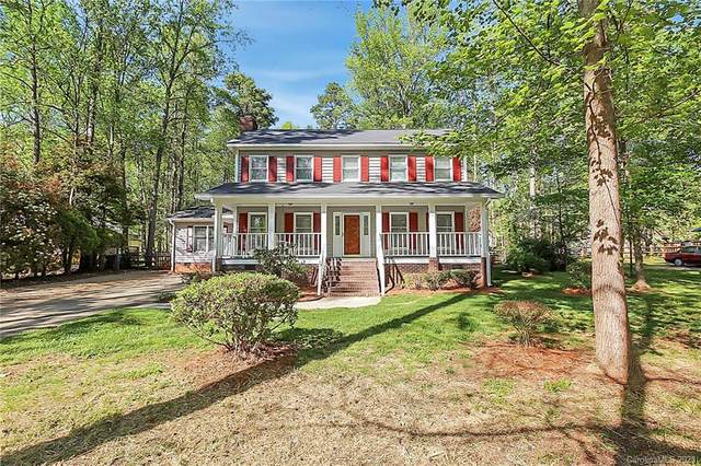14236 Maple Hollow Lane, Mint Hill, NC 28227 (#3610319) :: The Premier Team at RE/MAX Executive Realty