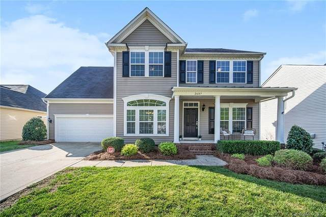 2607 Cypress Oak Lane, Gastonia, NC 28056 (#3610329) :: BluAxis Realty