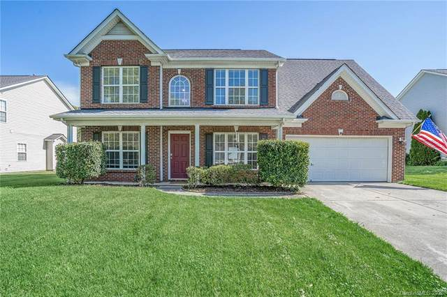 2021 Makin Drive, Indian Trail, NC 28079 (#3610350) :: Stephen Cooley Real Estate Group