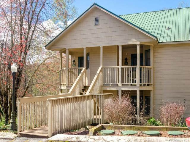 160 Whitney Boulevard #20, Lake Lure, NC 28746 (#3610416) :: Besecker Homes Team