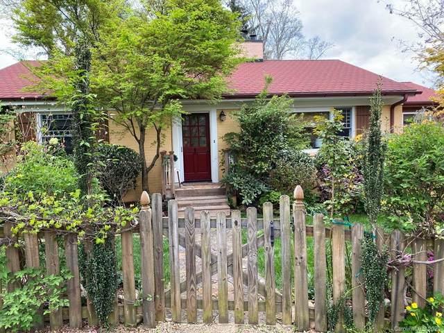 16 Baird Lane, Asheville, NC 28804 (#3610510) :: Rinehart Realty