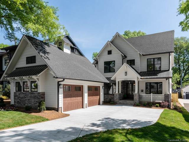 2301 Springdale Avenue, Charlotte, NC 28203 (#3610513) :: Rowena Patton's All-Star Powerhouse