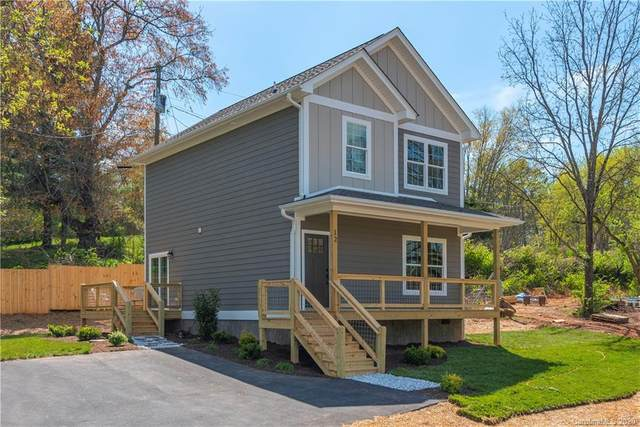 12 Apple Lane, Asheville, NC 28804 (#3610618) :: Besecker Homes Team