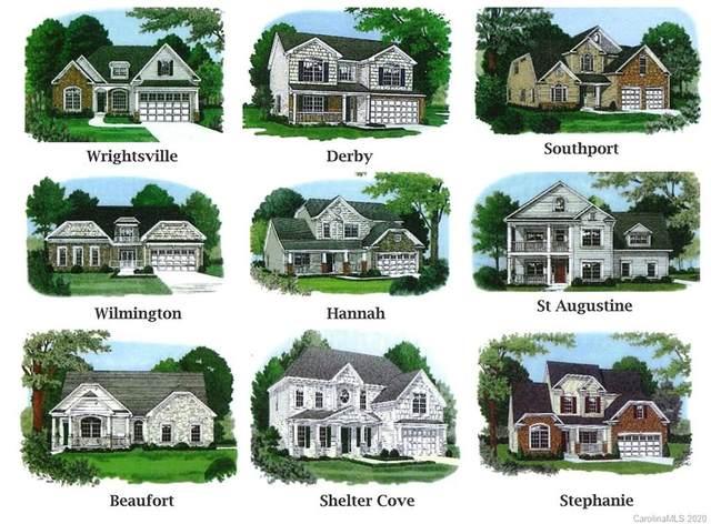 LOT 71 Sally Clark Drive, Denver, NC 28037 (#3610627) :: Besecker Homes Team