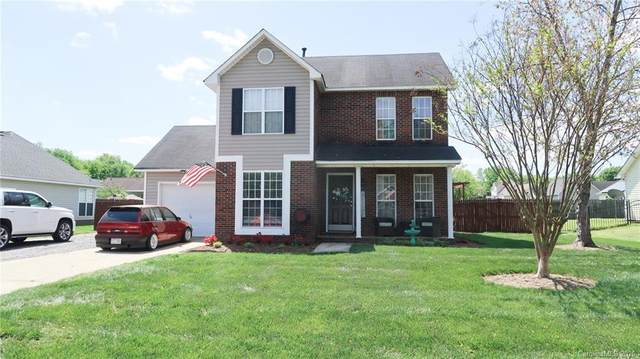 4693 Falcon Chase Drive, Concord, NC 28027 (#3610681) :: Advance Real Estate