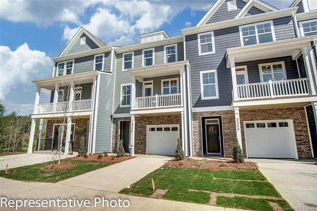 10220 Glenmere Creek Circle Lot 31, Charlotte, NC 28262 (#3610719) :: MartinGroup Properties