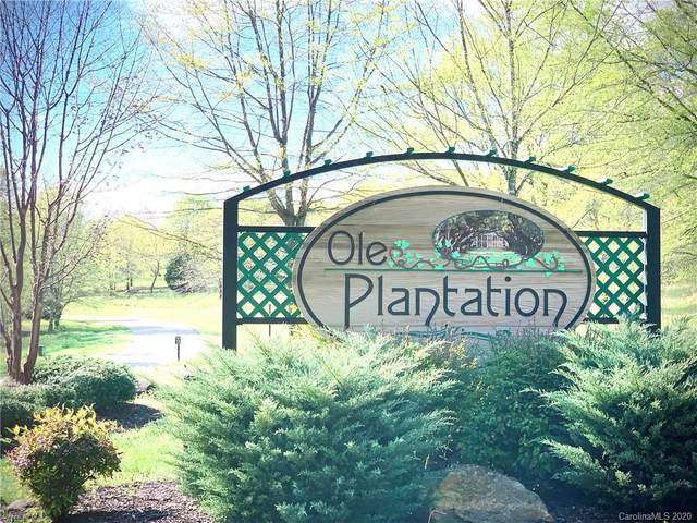 0 Ole Plantation Drive Lot 18, Rutherfordton, NC 28139 (#3610751) :: Exit Realty Vistas