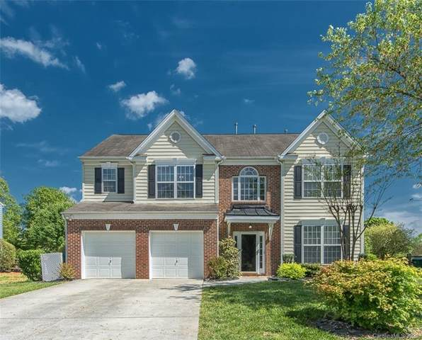 5835 Crimson Oak Court #330, Harrisburg, NC 28075 (#3610818) :: Keller Williams Biltmore Village