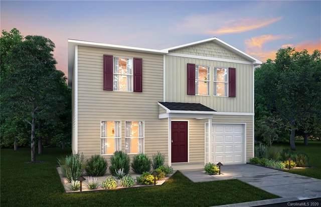1946 Lake Run Drive #49, Statesville, NC 28625 (#3610912) :: LePage Johnson Realty Group, LLC