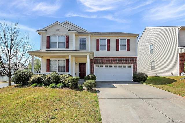 7421 Lamplighter Close Drive, Matthews, NC 28105 (#3610920) :: Carolina Real Estate Experts