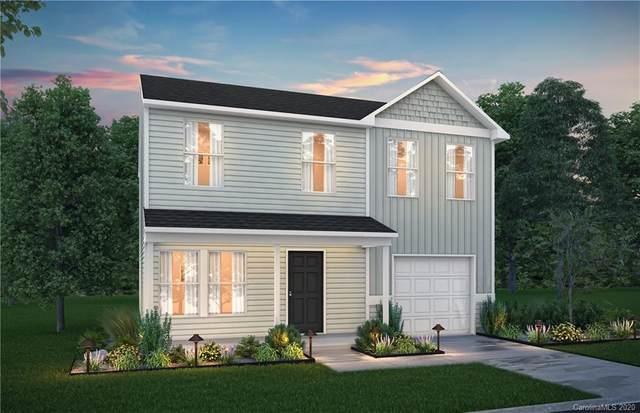 401 Lakeridge Drive #66, Statesville, NC 28625 (#3610926) :: LePage Johnson Realty Group, LLC