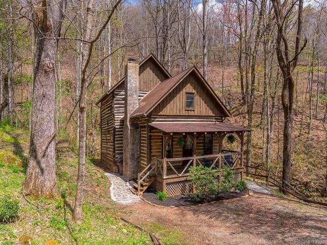633 Creekside Drive, Maggie Valley, NC 28751 (#3610996) :: Stephen Cooley Real Estate Group