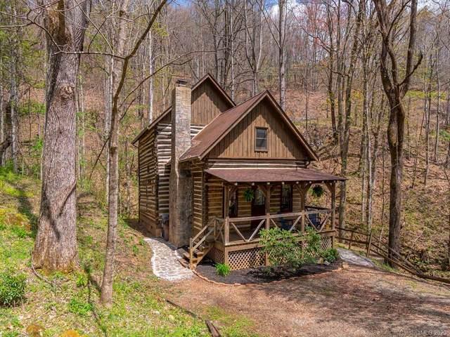 633 Creekside Drive, Maggie Valley, NC 28751 (#3610996) :: Rinehart Realty