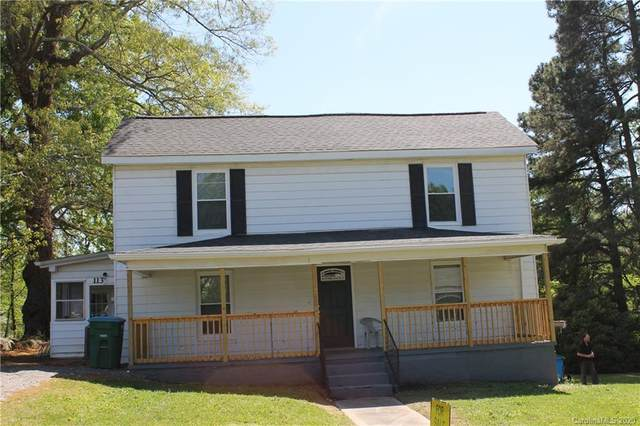 113 Georgia Avenue, Bessemer City, NC 28016 (#3611019) :: Exit Realty Vistas