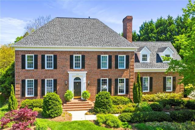 354 43rd Avenue NW, Hickory, NC 28601 (#3611195) :: MartinGroup Properties