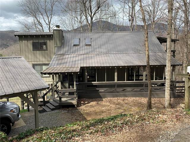 25 Beech Drive, Maggie Valley, NC 28751 (#3611283) :: Carlyle Properties