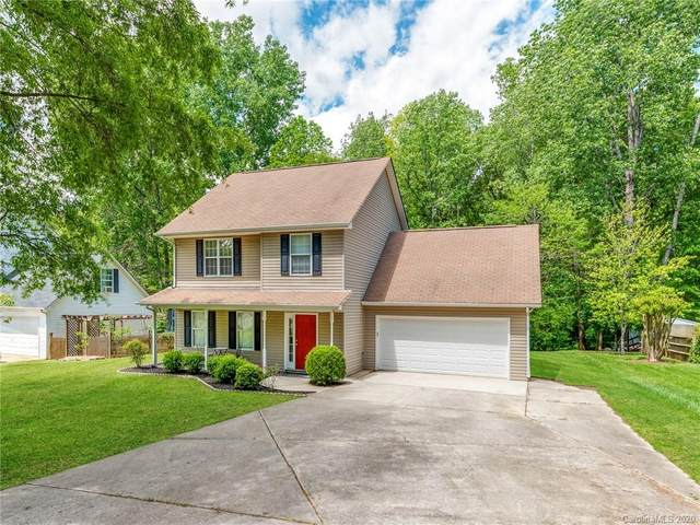 10507 Danesway Lane, Cornelius, NC 28031 (#3611305) :: High Performance Real Estate Advisors