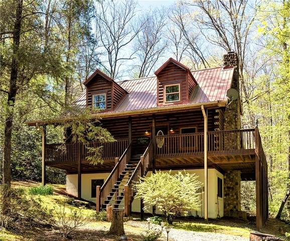 235 Redbird Drive New 184, Lake Lure, NC 28746 (#3611410) :: Keller Williams South Park