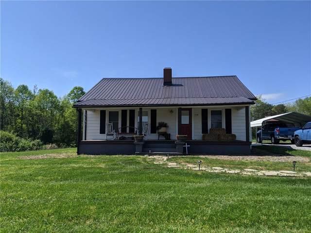 548 Alspaugh Dam Road, Taylorsville, NC 28681 (#3611485) :: Rowena Patton's All-Star Powerhouse