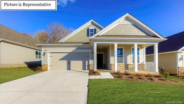 4054 Gozzi Drive, Iron Station, NC 28080 (#3611569) :: Keller Williams South Park