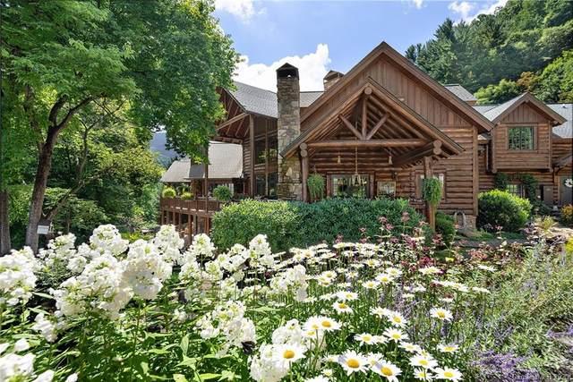 212 Sweethart Place, Waynesville, NC 28786 (#3611578) :: Mossy Oak Properties Land and Luxury