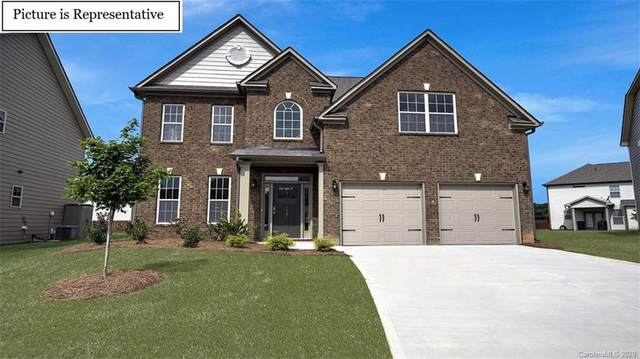 3049 Burnello Court, Iron Station, NC 28080 (#3611616) :: Keller Williams South Park