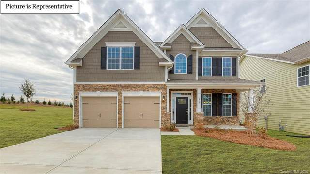 3058 Burnello Court, Iron Station, NC 28080 (#3611636) :: Keller Williams South Park