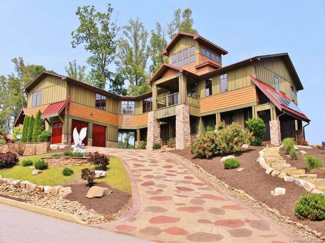 5 Chimney Crest Drive, Asheville, NC 28806 (#3611661) :: Mossy Oak Properties Land and Luxury