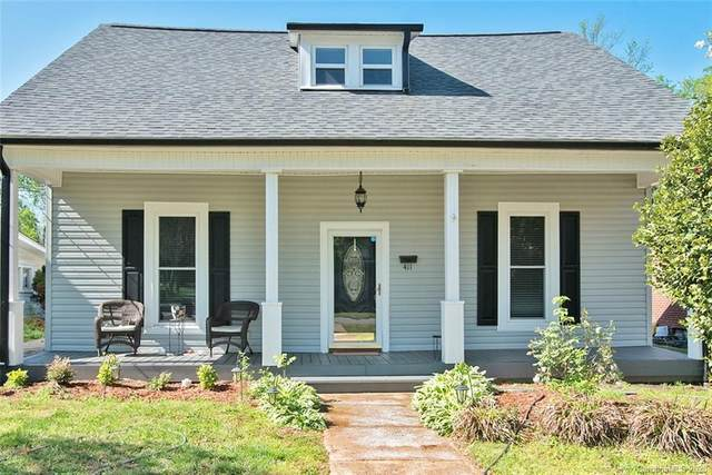 411 Mitchell Avenue, Salisbury, NC 28144 (#3611710) :: MartinGroup Properties