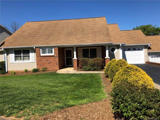 1027 Saddlebrook Drive, Hendersonville, NC 28739 (#3611785) :: Carlyle Properties
