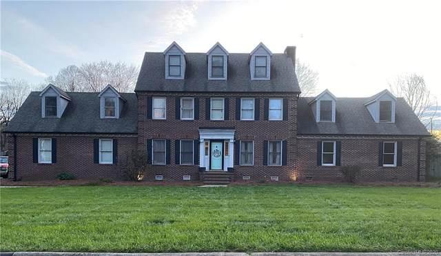 2315 Berkshire Drive, Salisbury, NC 28146 (#3611915) :: Rinehart Realty