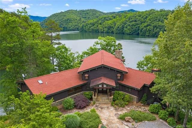 287 Lake Ridge Drive, Bryson City, NC 28713 (#3612080) :: Stephen Cooley Real Estate Group