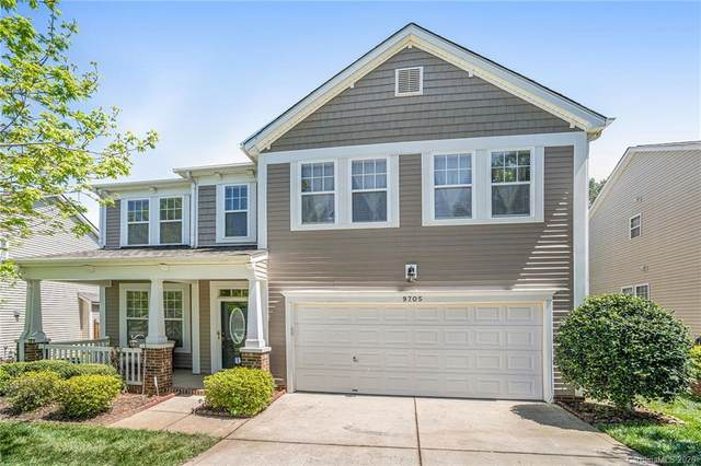 9705 Waltham Court, Charlotte, NC 28269 (#3612091) :: Stephen Cooley Real Estate Group