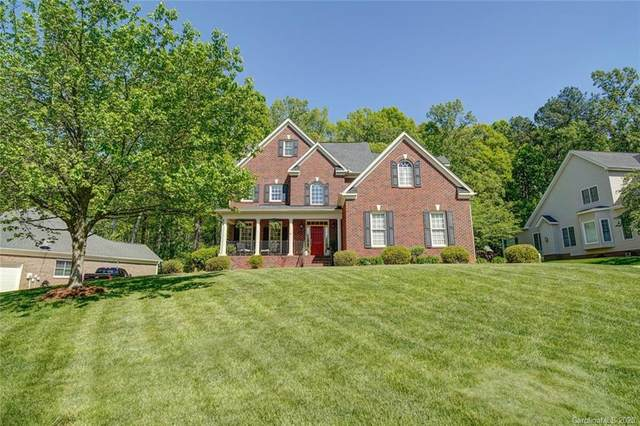 152 Fernbrook Drive, Mooresville, NC 28117 (#3612247) :: Stephen Cooley Real Estate Group
