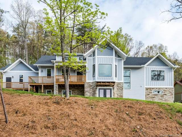 10 High Meadow Drive, Weaverville, NC 28787 (#3612252) :: Keller Williams Professionals