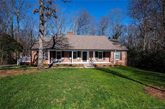 6315 Honegger Drive, Charlotte, NC 28211 (#3612477) :: Stephen Cooley Real Estate Group
