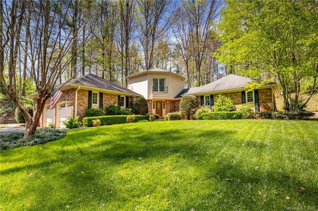 180 Country Club Circle, Brevard, NC 28712 (#3612500) :: Carlyle Properties