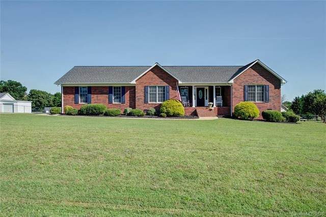 115 Chickasaw Drive, Shelby, NC 28152 (#3612524) :: Carlyle Properties