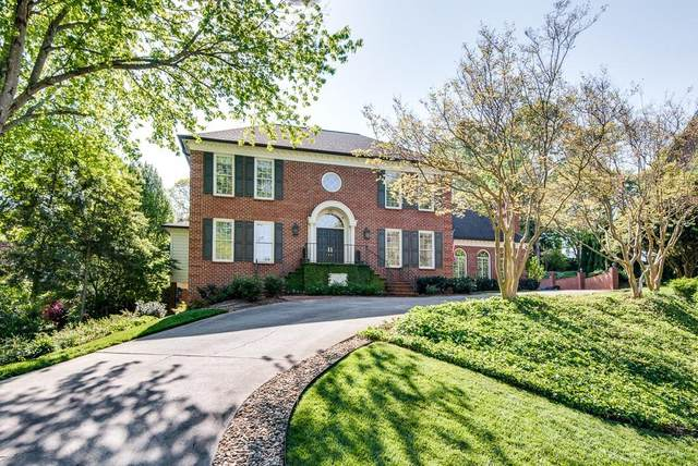 530 40th Ave Drive NW, Hickory, NC 28601 (#3612792) :: MartinGroup Properties