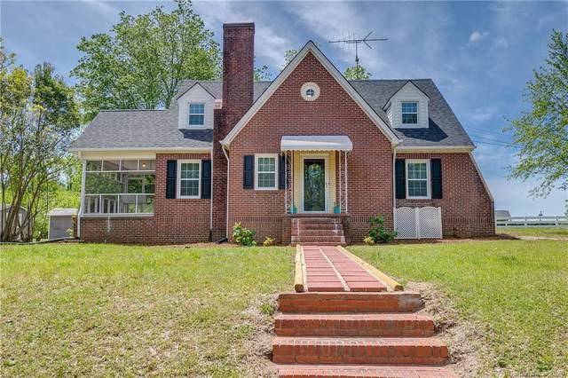 950 Burns Street, Wadesboro, NC 28170 (#3612900) :: Stephen Cooley Real Estate Group