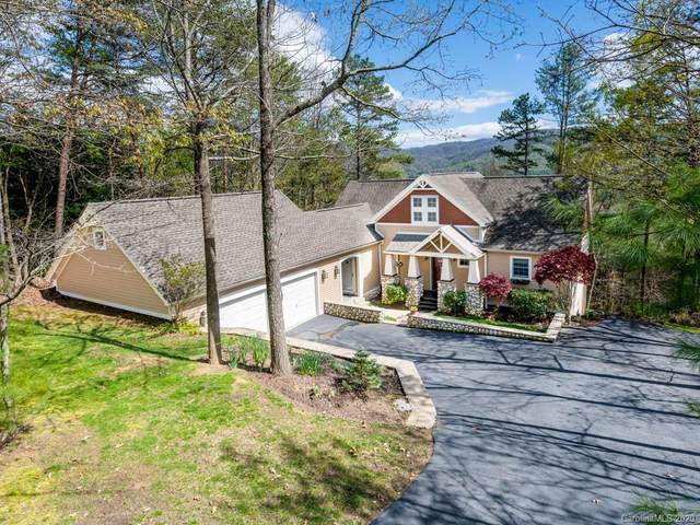 19 High Bluff Drive, Weaverville, NC 28787 (#3612987) :: The Elite Group