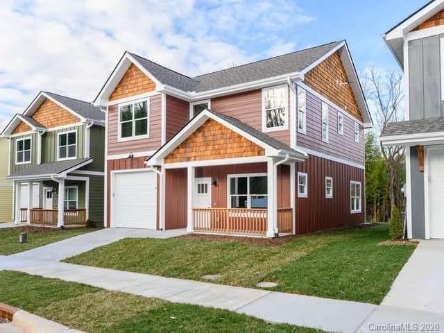 33 Crayton Park Drive #14, Asheville, NC 28803 (#3613040) :: Keller Williams Professionals
