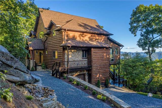 178 Rockridge Drive, Maggie Valley, NC 28751 (#3613106) :: Homes Charlotte