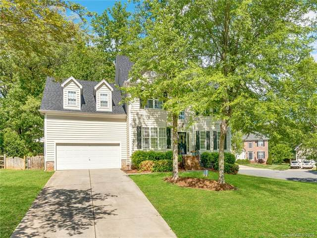 10329 Blackstock Road, Huntersville, NC 28078 (#3613188) :: Carver Pressley, REALTORS®